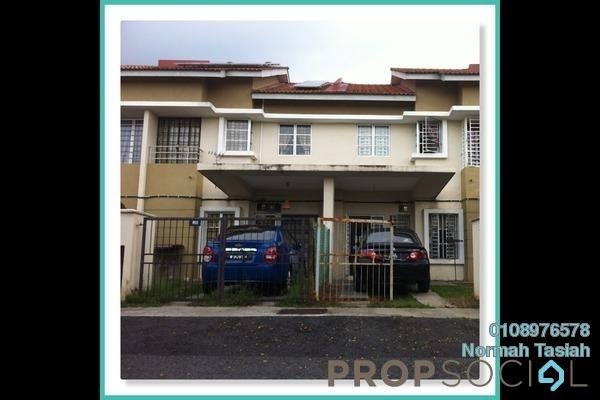 For Sale Terrace at Sungai Buloh Country Resort, Sungai Buloh Leasehold Unfurnished 4R/3B 420k