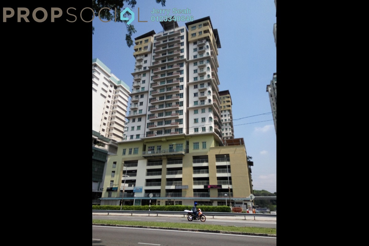 Serviced Residence For Rent at e-Tiara, Subang Jaya by Jerry Seah