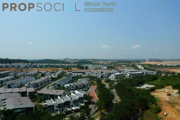 For Sale Condominium at Verdi Eco-dominiums, Cyberjaya Freehold Semi Furnished 1R/1B 498k