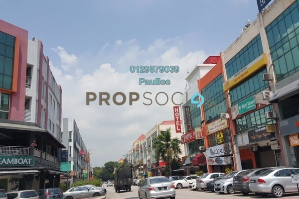 For Sale Shop at Puteri 2, Bandar Puteri Puchong Freehold Semi Furnished 2R/6B 3m