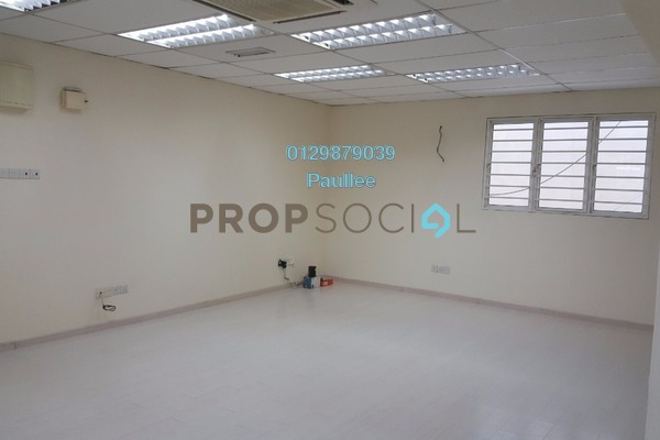 For Rent Office at Puteri 1, Bandar Puteri Puchong Freehold Semi Furnished 0R/1B 1.5k