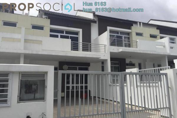 For Rent Terrace at Luciana, Setia Eco Gardens Freehold Unfurnished 4R/3B 1.5k
