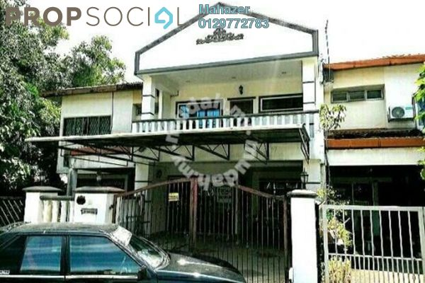 For Sale Terrace at Taman Wilayah Selayang, Selayang Freehold Fully Furnished 4R/3B 835k