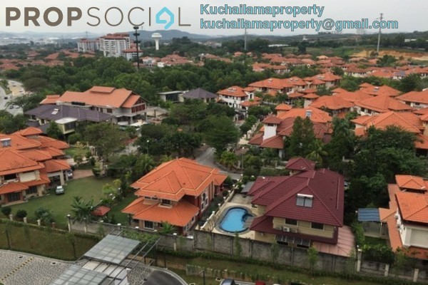 For Rent Serviced Residence at Maisson, Ara Damansara Freehold Semi Furnished 0R/1B 1.2k