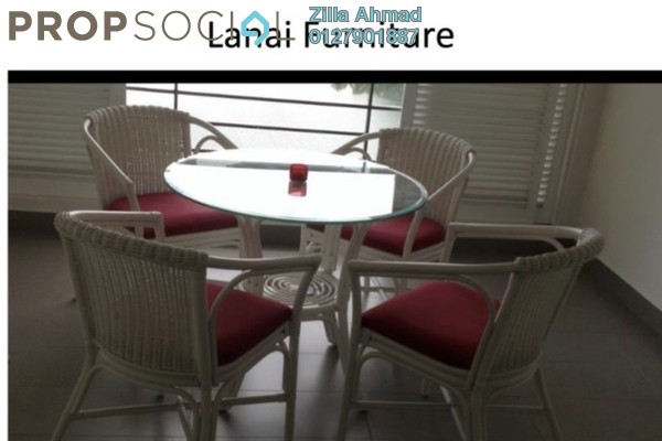 For Rent Condominium at Laman Baiduri, Subang Jaya Leasehold Fully Furnished 3R/2B 4.2k