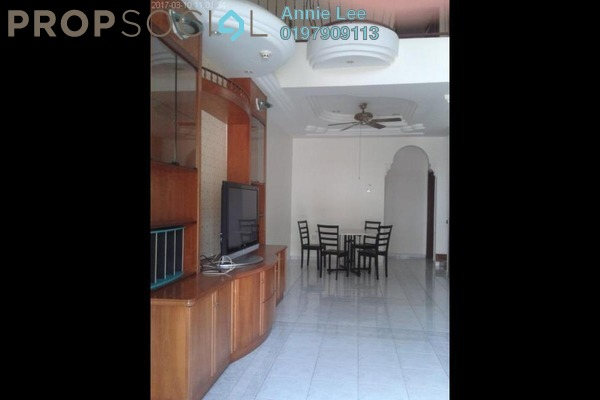 For Rent Terrace at Taman Perling, Iskandar Puteri (Nusajaya) Freehold Fully Furnished 4R/3B 1.7k