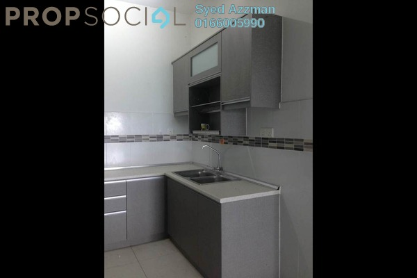 For Rent Condominium at Kristal View, Shah Alam Leasehold Unfurnished 4R/2B 1.5k