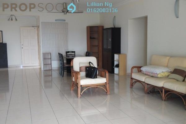 For Rent Condominium at 1 Bukit Utama, Bandar Utama Freehold Semi Furnished 3R/3B 2.8k