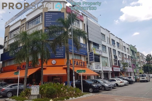 For Sale Shop at TSB Commercial Centre, Sungai Buloh Freehold Semi Furnished 1R/2B 4.9m