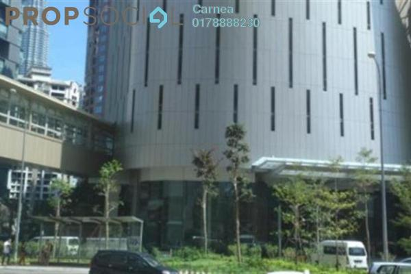 For Sale Serviced Residence at Banyan Tree, KLCC Freehold Semi Furnished 2R/2B 2.51m
