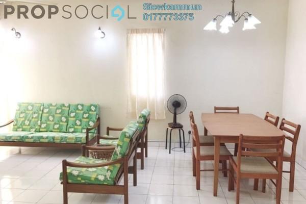 For Rent Condominium at D'Aman Crimson, Ara Damansara Freehold Fully Furnished 3R/2B 1.4k