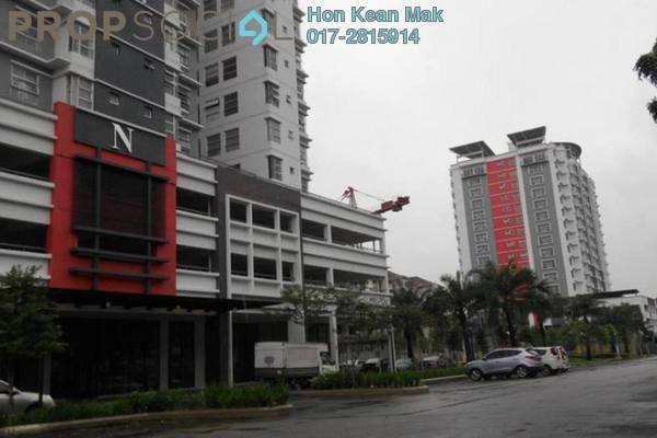 For Rent Condominium at Calisa Residences, Puchong Leasehold Semi Furnished 3R/2B 1k