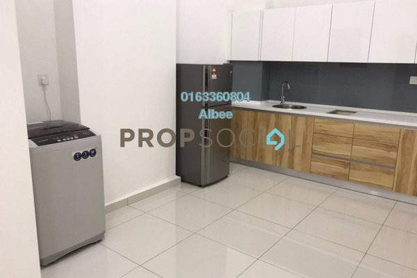 For Rent Condominium at Avenue D'Vogue, Petaling Jaya Leasehold Fully Furnished 1R/1B 1.8k