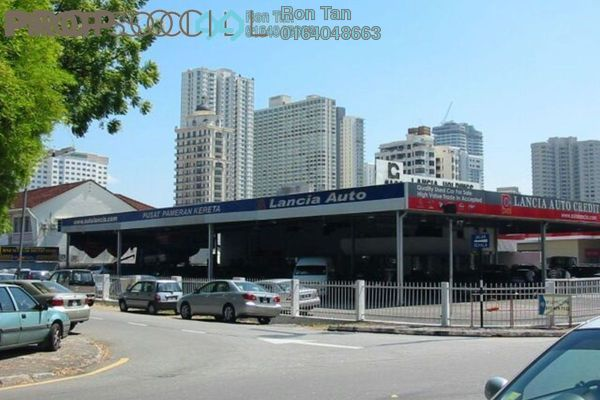 For Sale Shop at Jalan Burma, Georgetown Freehold Unfurnished 0R/2B 21m