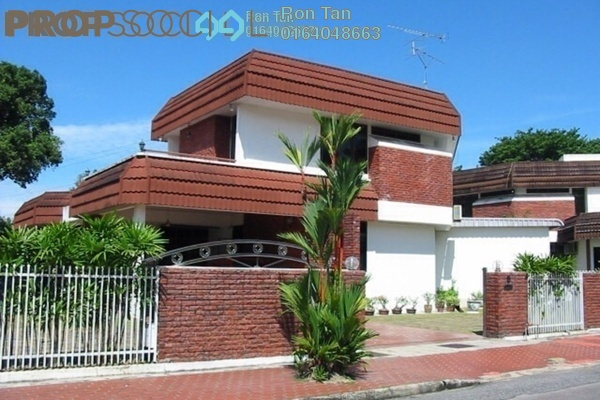 For Sale Bungalow at Taman Scotland, Georgetown Freehold Fully Furnished 7R/5B 5.5m