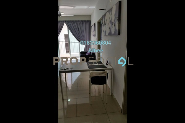 For Rent Condominium at Pacific Place, Ara Damansara Leasehold Fully Furnished 2R/2B 1.8k