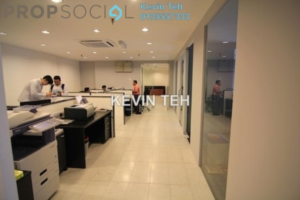 For Rent Office at Solaris Dutamas, Dutamas Freehold Fully Furnished 0R/0B 13.5k
