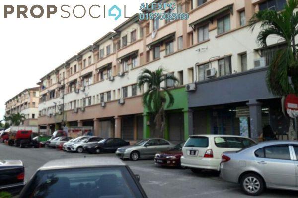 For Sale Apartment at Prima Damansara, Damansara Damai Leasehold Unfurnished 3R/2B 145k