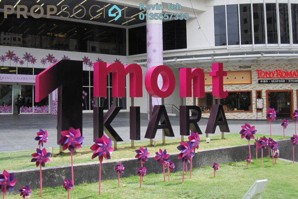 For Rent Office at One Mont Kiara, Mont Kiara Freehold Semi Furnished 0R/0B 41k