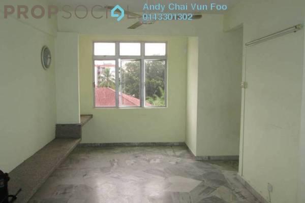 For Rent Apartment at Goodyear Court 10, UEP Subang Jaya Freehold Unfurnished 3R/2B 1k