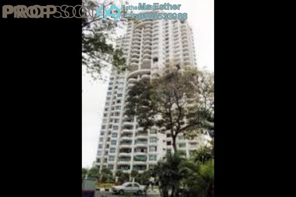 For Sale Condominium at Sri Pangkor, Pulau Tikus Leasehold Fully Furnished 3R/3B 1.7m
