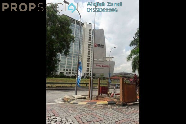 For Sale Apartment at Brunsfield Riverview, Shah Alam Leasehold Semi Furnished 2R/2B 295k