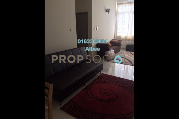For Rent Condominium at Vue Residences, Titiwangsa Freehold Fully Furnished 2R/1B 2k