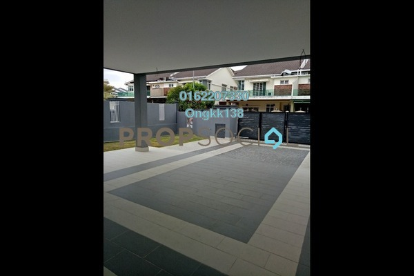 For Sale Bungalow at Alam Sanctuary, Bandar Putra Permai Leasehold Unfurnished 6R/7B 2.4m
