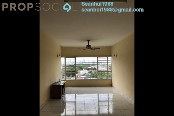 For Sale Condominium at Alpha Villa, Wangsa Maju Leasehold Semi Furnished 4R/2B 415k