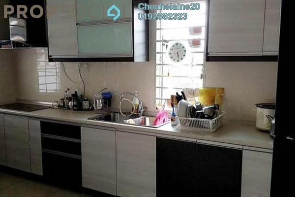 For Sale Townhouse at Villa Mas 1, Jalan Ipoh Leasehold Semi Furnished 3R/3B 890k