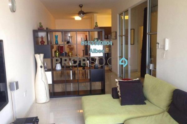 For Rent Condominium at Metropolitan Square, Damansara Perdana Leasehold Fully Furnished 3R/2B 1.9k