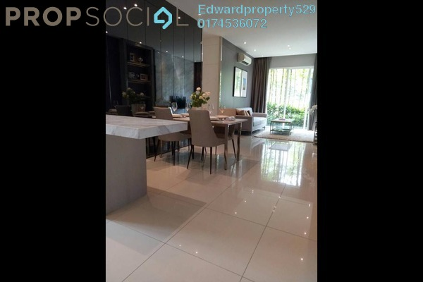 For Sale Condominium at Sentul Point, Sentul Freehold Unfurnished 3R/2B 451k