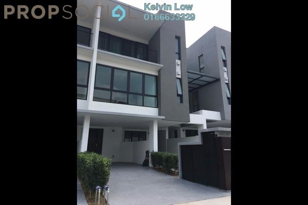 For Sale Townhouse at Primer Garden Town Villas, Cahaya SPK Leasehold Unfurnished 4R/4B 800k
