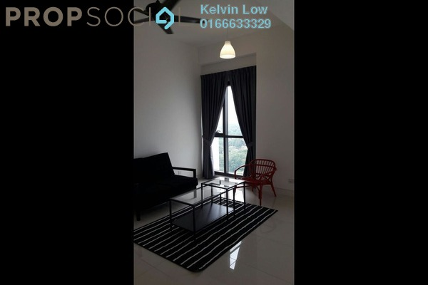 For Rent Condominium at BayBerry Serviced Residence @ Tropicana Gardens, Kota Damansara Leasehold Semi Furnished 1R/1B 2.1k
