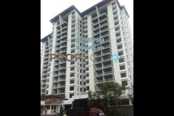 For Sale Condominium at Papillon Desahill, Taman Desa Freehold Fully Furnished 4R/4B 1.59m