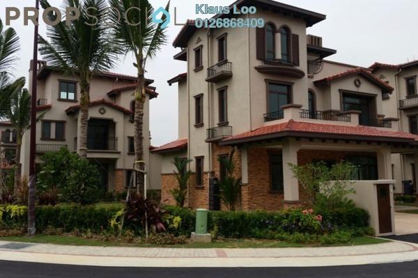 For Rent Villa at Diamond City, Semenyih Freehold Unfurnished 5R/5B 5.5k