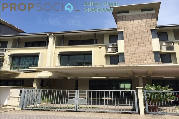 For Sale Terrace at SouthLake, Desa ParkCity Freehold Unfurnished 5R/5B 2.29m