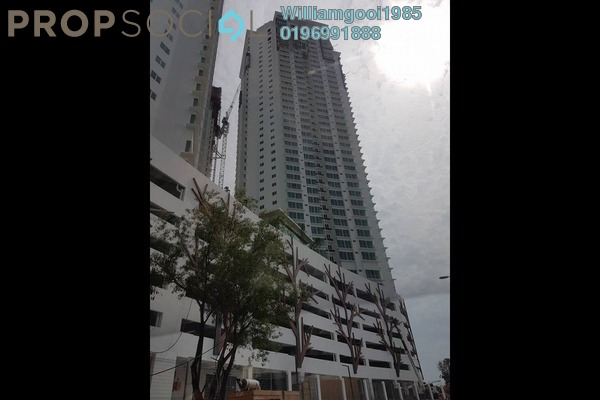 For Sale Condominium at The Clovers, Sungai Ara Freehold Unfurnished 4R/3B 680k