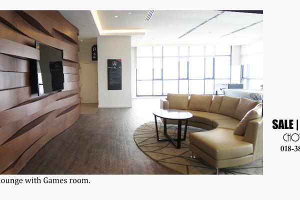 For Rent Condominium at Arnica Serviced Residence @ Tropicana Gardens, Kota Damansara Leasehold Semi Furnished 2R/2B 2.8k