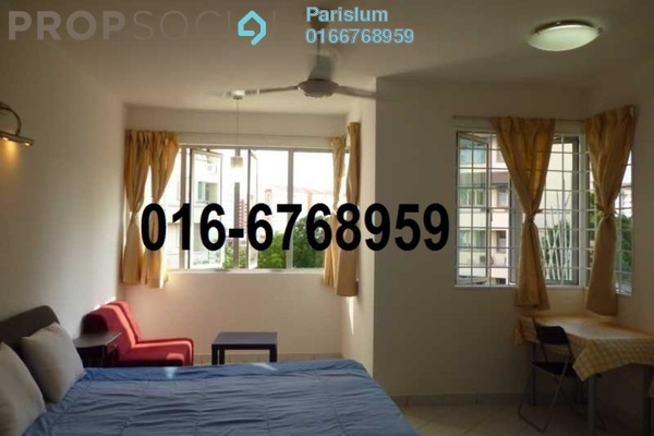 For Rent Condominium at Riana Green, Tropicana Leasehold Fully Furnished 1R/1B 1.2k