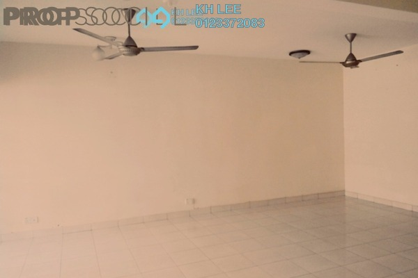 For Rent Terrace at Alam Nusantara, Setia Alam Freehold Semi Furnished 4R/3B 1.3k
