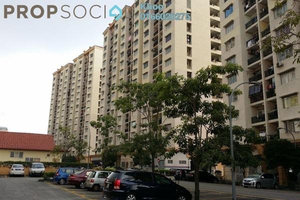 For Rent Condominium at Sri Pandan, Pandan Indah Leasehold Fully Furnished 3R/2B 1.5k