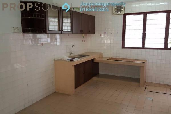 For Rent Terrace at 8 Petaling, Sri Petaling Leasehold Semi Furnished 3R/2B 1.3k