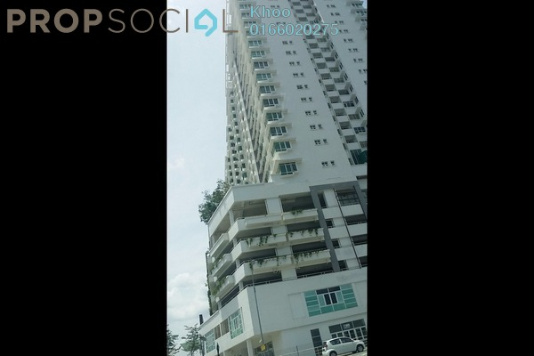 For Rent Condominium at Saville, Melawati Freehold Unfurnished 3R/2B 1.5k