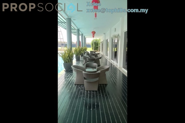 For Sale Bungalow at The Effingham, Bandar Utama Freehold Semi Furnished 6R/7B 6.5m