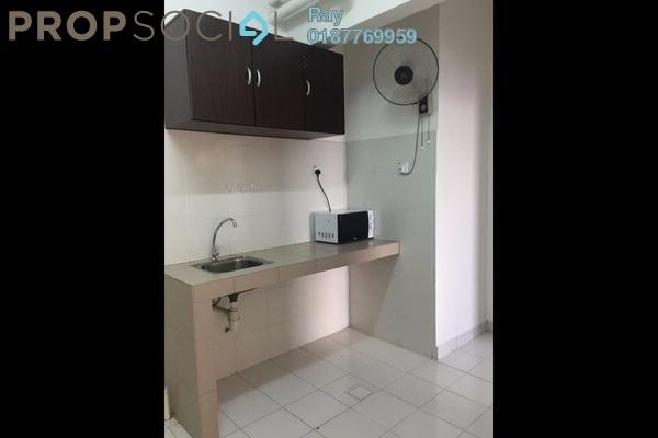For Rent Condominium at Menara Rajawali, Subang Jaya Leasehold Fully Furnished 3R/2B 2.2k