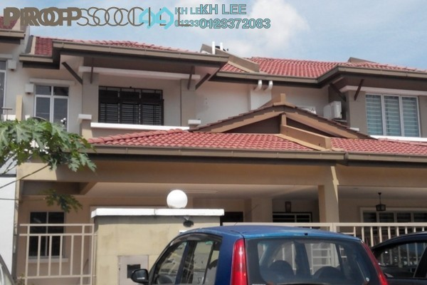 For Rent Terrace at Setia Impian, Setia Alam Freehold Unfurnished 4R/3B 1.3k