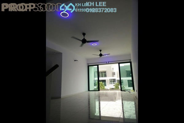 For Sale Townhouse at Primer Garden Town Villas, Cahaya SPK Leasehold Semi Furnished 4R/4B 850k