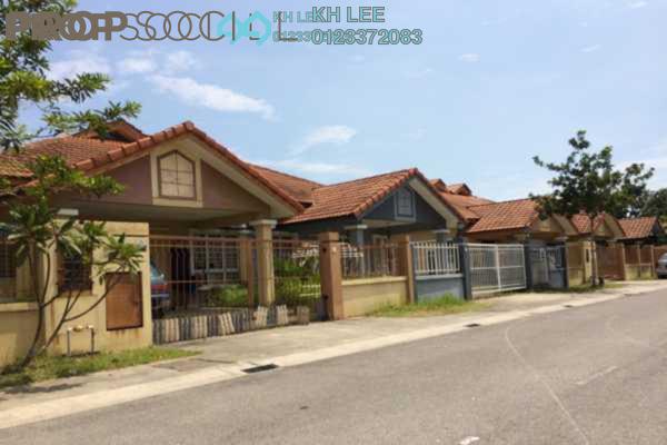 For Sale Semi-Detached at Taman Aman Perdana, Meru Freehold Unfurnished 3R/2B 490k