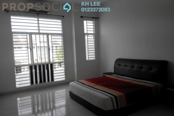 For Rent Terrace at Setia Indah, Setia Alam Freehold Fully Furnished 4R/3B 2.2k